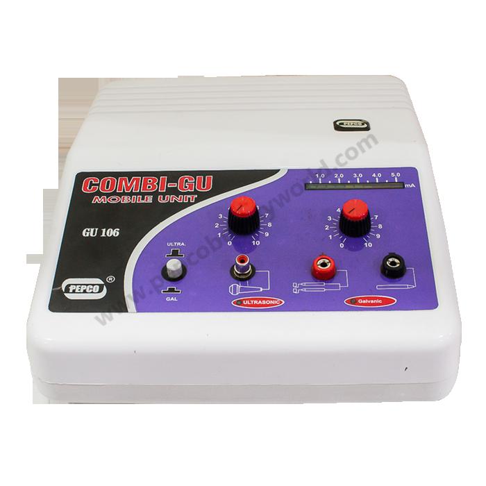 Combi Galvanic + Ultrasonic GU – 106