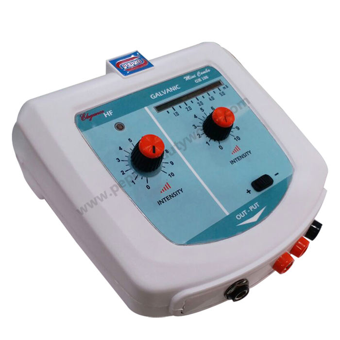 Mini Combo Galvanic + High Frequency GH 106