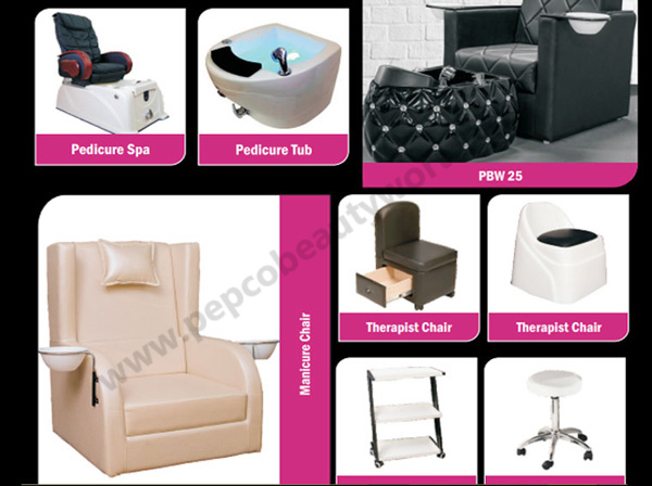 Pedicure Chair Manufacturers