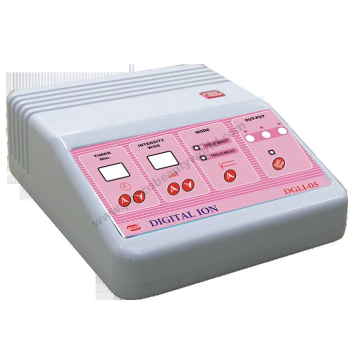 Galvanic Electrolysis GE-102